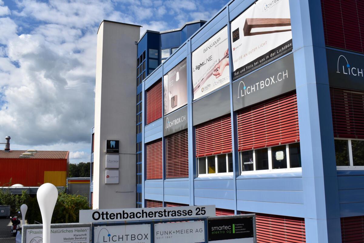Lichtbox, Funk & Meier