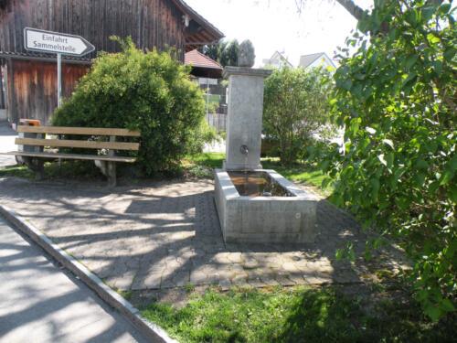 Brunnen Brunnmatt