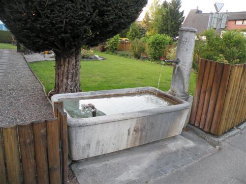Brunnen Kreuzstrasse