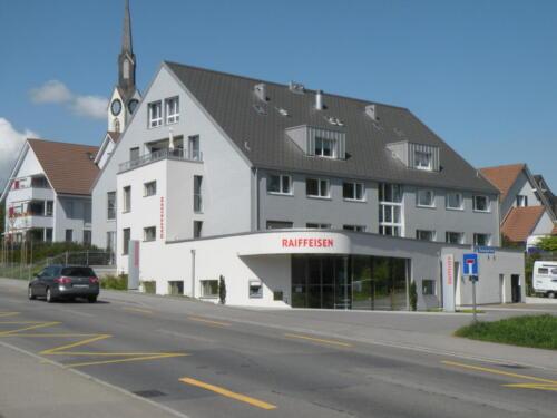 Raiffeisenbank Merenschwand-Obfelden