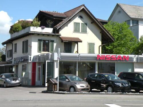 Nissan-Garage Müller