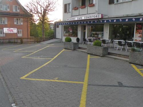 Pöschtli-Beck mit Restaurant