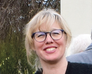 Eva Eiderbrant, Pfarrerin Ref. Kirche Obfelden
