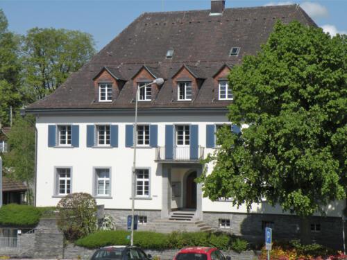 Obfelden Gemeindehaus, Dorfstrasse 66