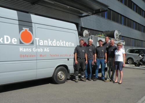 Hans Grob Tank AG