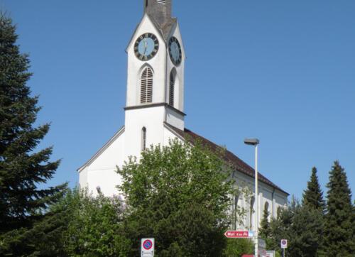 Ref. Kirche Obfelden, Chileweg 12