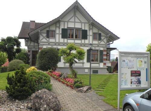 Ref. Kirchgemeindehaus Obfelden