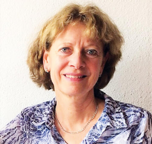 Marianne Voss, Sekretariat Ref. Kirche Obfelden