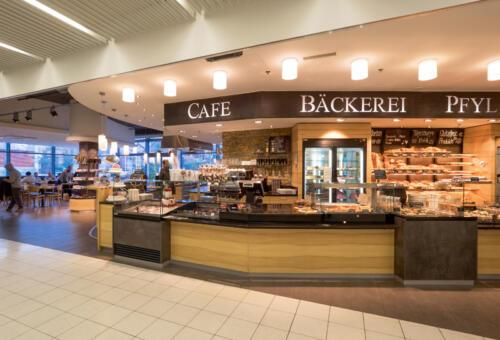 Pfyl Bäckerei, Café, Reuss-Center