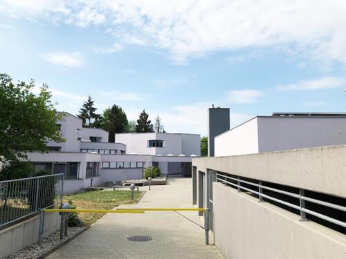 Primarschulhaus Schlossächer, Alte Landstr. 39, Obfelden