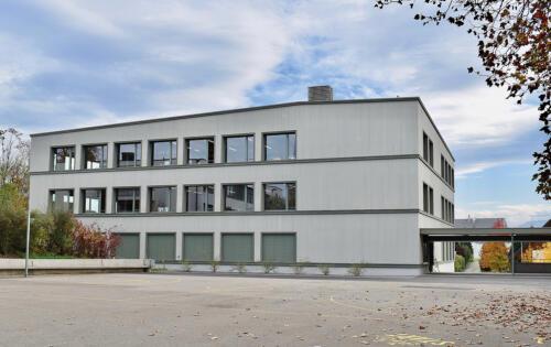 Neues Sek-Schulhaus, Raihaltenstr. 2, Obfelden