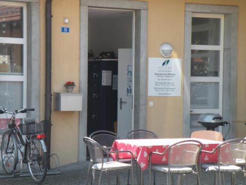 Spitex Brunnmatt, Bächlerstrasse Obfelden